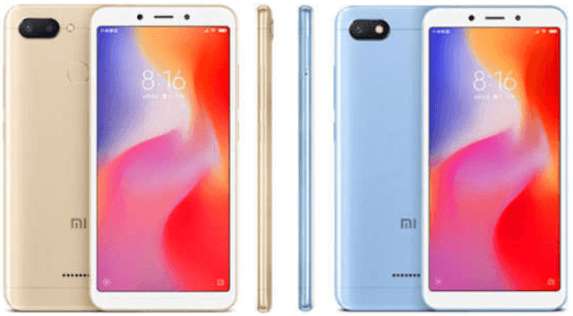 Xiaomi Redmi 6 and Redmi 6A Price and Specs Philippines