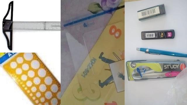 أسعار الأدوات الهندسية والفنية المهمة لطلاب هندسة وكليات فنون