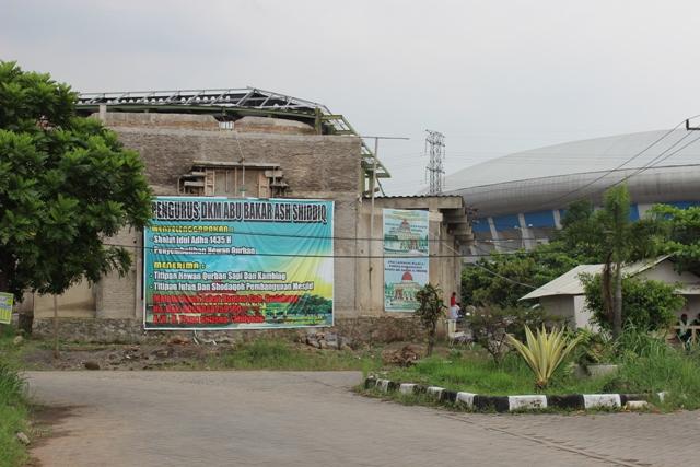 Balap Liar Depan Stadion GBLA