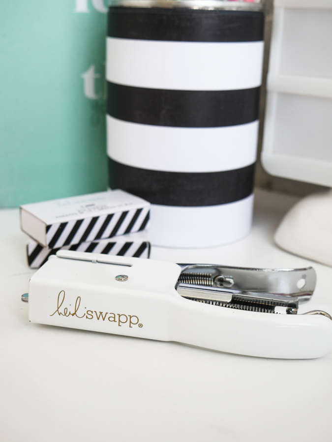 How to Go Back To School In Style with Heidi Swapp Color Fresh and Lightbox by Jamie Pate | @jamiepate for @heidiswapp