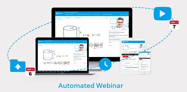 best automated webinar tips evergreen content