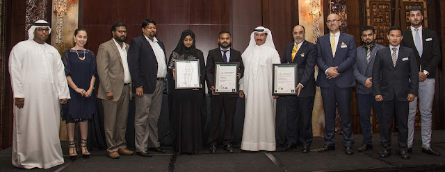 Falconcity of Wonders receives ISO certifications for excellence in Customer Satisfaction & Quality Management