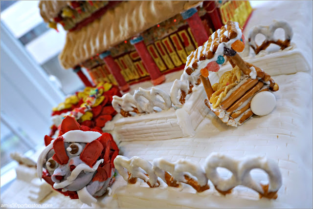 "Casitas de Jengibre en Boston: ""Festivities in the Forbidden City"""