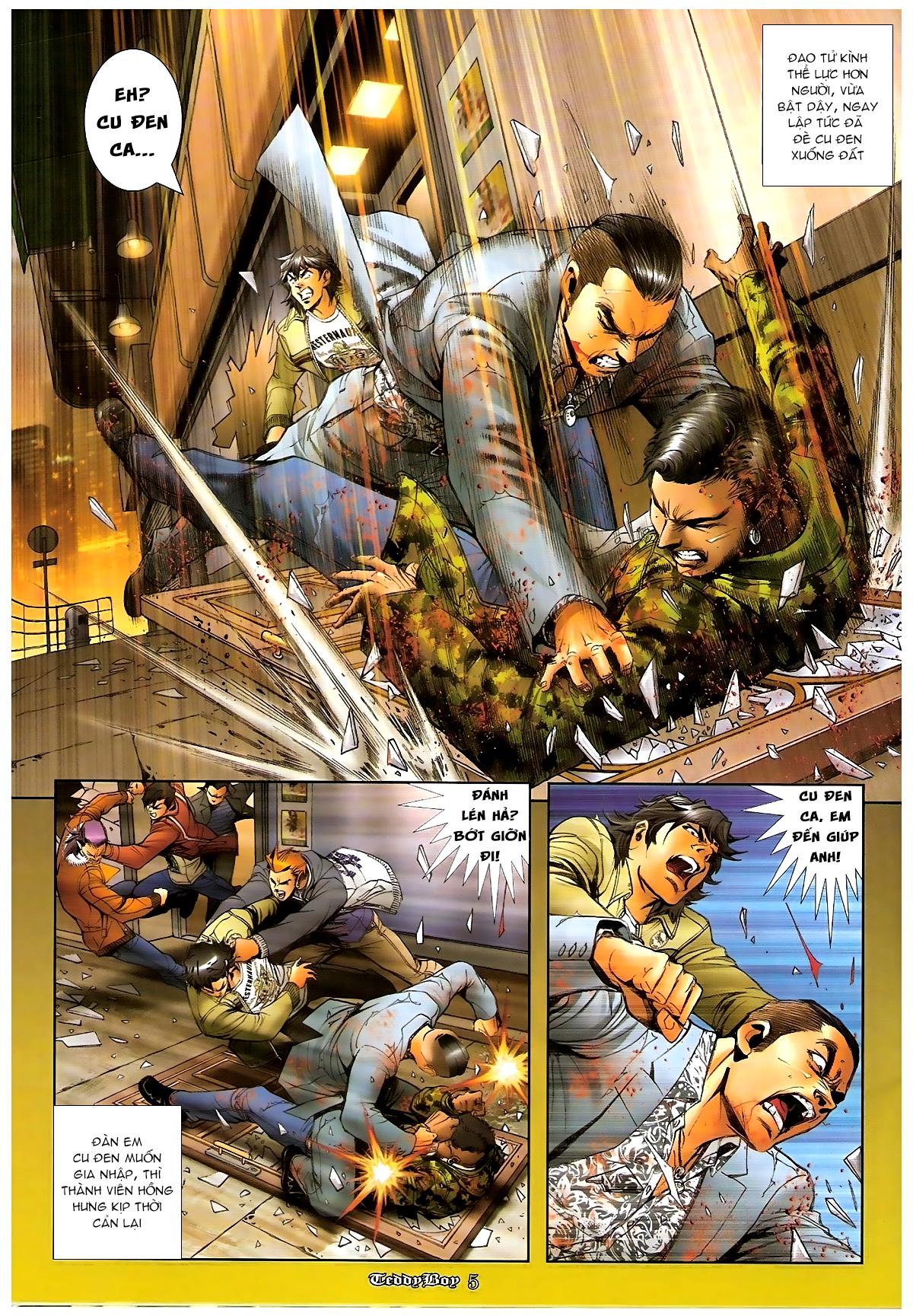 Người Trong Giang Hồ - Chapter 1264: Sinh mệnh chung kết - Pic 4