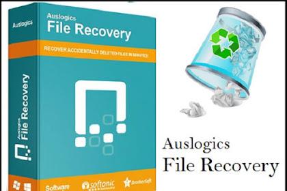 Download Auslogics File Recovery 8.0.24.0 Full Version Gratis + Crack