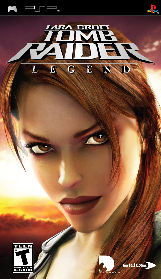 Download Tomb Raider Legend ISO File PSP - PPSSPP Game