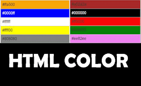 HTML Image And Color In Hindi