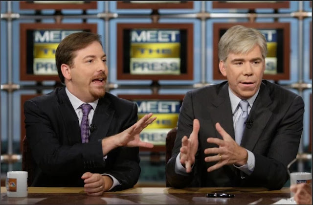 'Meet the Press' returns subsequent Sunday  NBC News has pre-empted the information application
