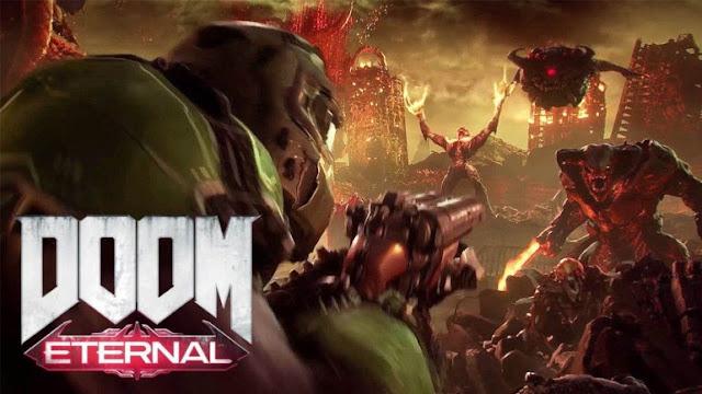 الإعلان رسميا عن لعبة Doom Eternal و إليكم العرض بالفيديو من هنا …