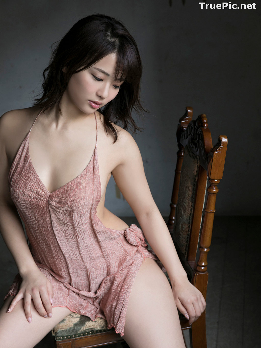 Image Japanese Actress And Model – Natsumi Hirajima (平嶋夏海) - Sexy Picture Collection 2021 - TruePic.net - Picture-6