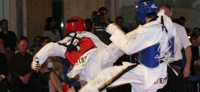 Taekwondo Wettkampf Regeln