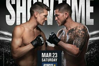 Steven Thompson Vs Anthony Pettis