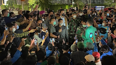 Rapat Para Gubernur Terkait Omnibus Law, Jokowi Tak Beri Kesempatan Anies Berbicara