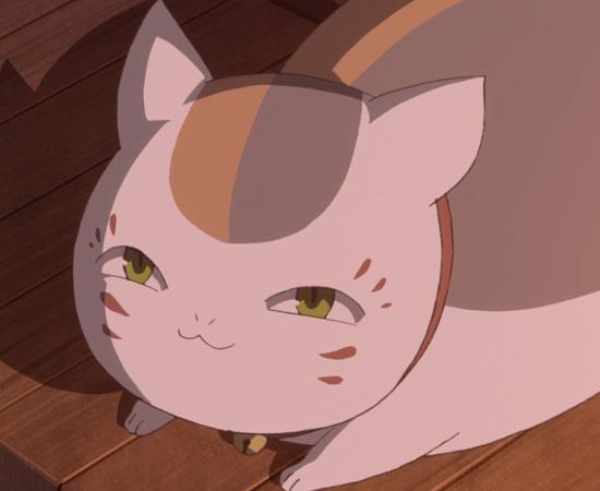 Nyanko-sensei - Natsume Yuujinchou