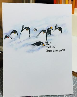 Arctic Pals set from Ellen Hutson