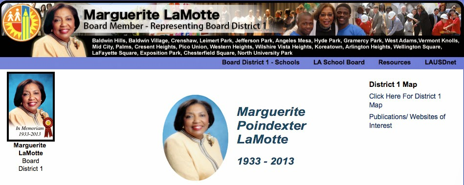 RIP my dear friend Marguerite Poindexter LaMotte