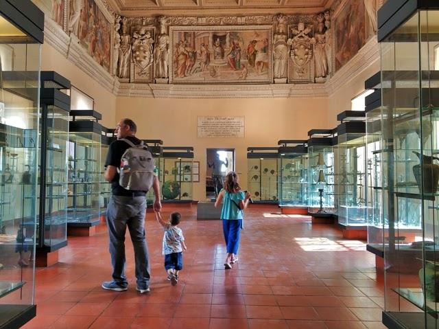 Viajar a Italia con niños y bebes