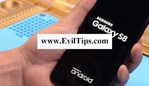 Galaxy S8 Stuck at Samsung Logo in Bootloop