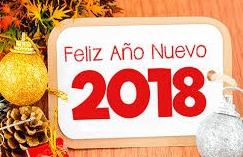 Oración II para el Año Nuevo 2018