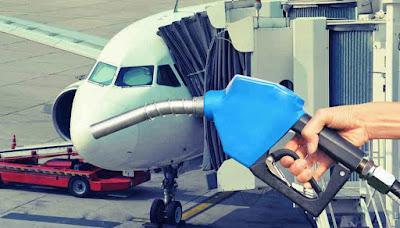 Combustivel-avião