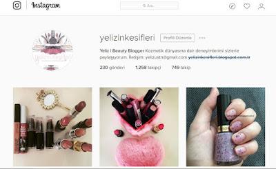 yelizin keşifleri instagram