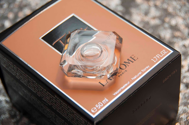 Lancome Tresor korek od perfum, real vs fake