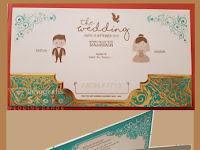 Harga Cetak Undangan Pernikahan di Ciawi Tasikmalaya