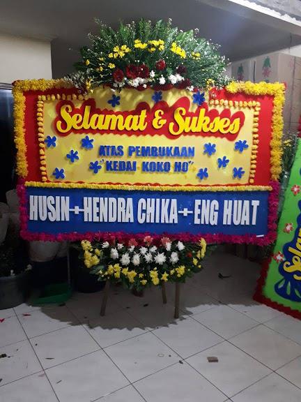 papan bunga selamat congratulation Jakarta