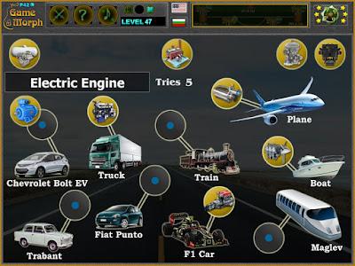 Engine Types Puzzle