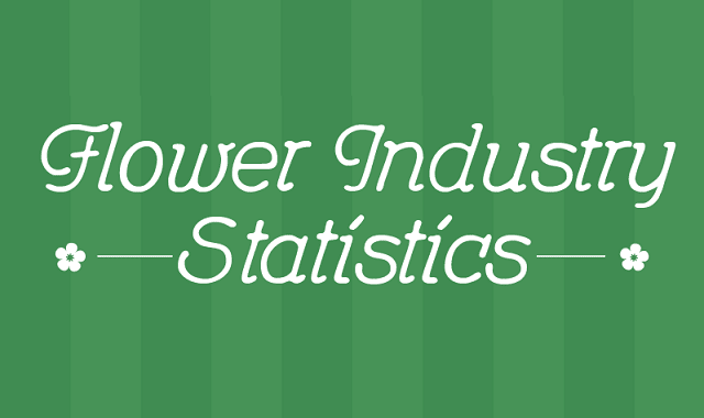 An In-Depth Look into the Current Flower Industry Statistics