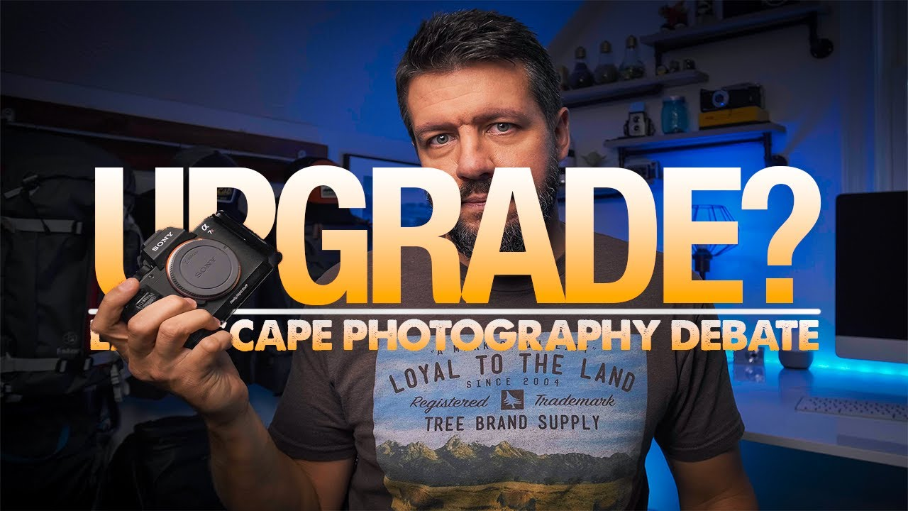 STOP UPGRADING YOUR CAMERAS! A Landscape Photography Debate
