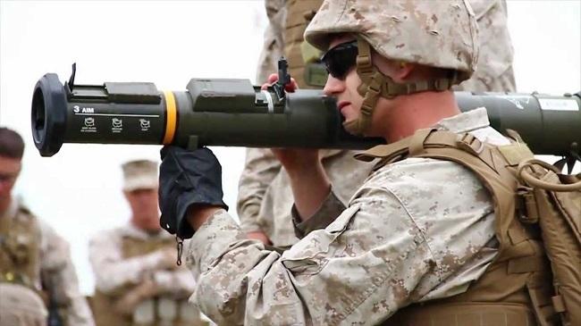 AT-4: Αυτά είναι τα αντιαρματικά όπλα που έκλεψαν από την βάση του ΠΝ στη Λέρο (vid)