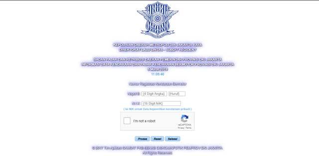 pelayanan bayar pajak motor online dki jakarta