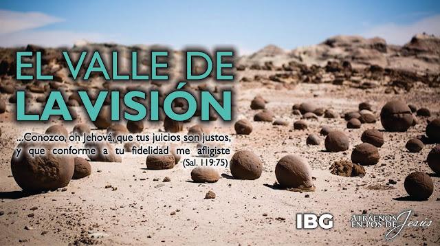 El Valle de la Visión - Gabriel Montaño