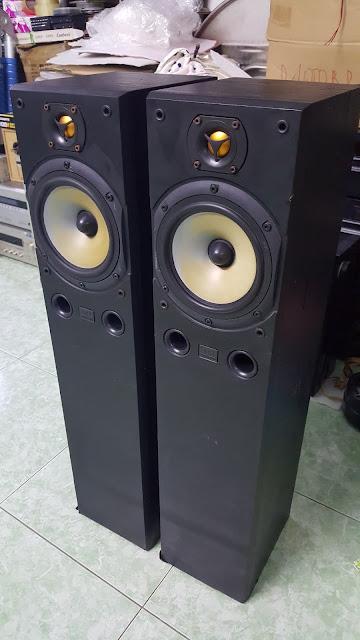 Ampli 5.1 dts - Ampli stereo - Đầu MD làm DAC - Đầu CDP - Sub woofer v.v.... - 39