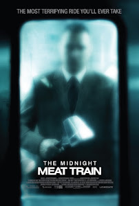 The Midnight Meat Train Poster