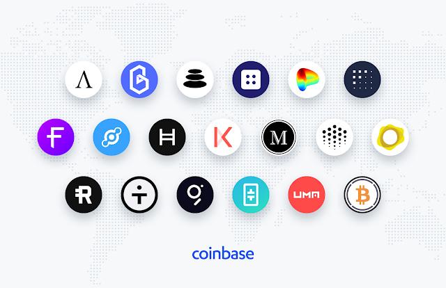 Coinbase تأخذ DeFi Focus لأنها تتطلع إلى إدراج 19 أصول تشفير جديدة