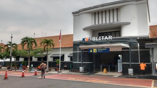Stasiun Blitar 2021