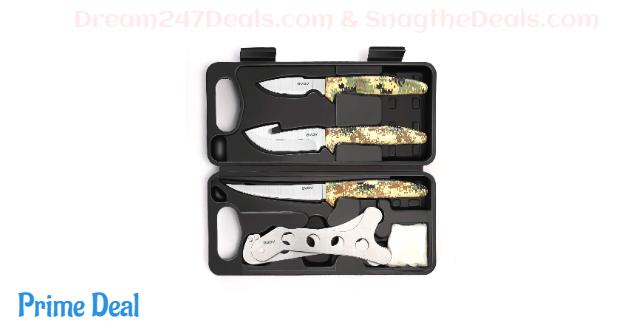 50% OFF sale GVDV Hunting Knife Kit