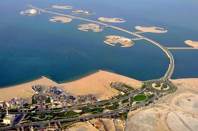 Isola Dana, The Pearl Qatar