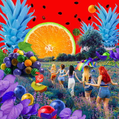 Red Velvet - The Red Summer - Summer Mini Album (EP) - Album Download, Itunes Cover, Official Cover, Album CD Cover Art, Tracklist