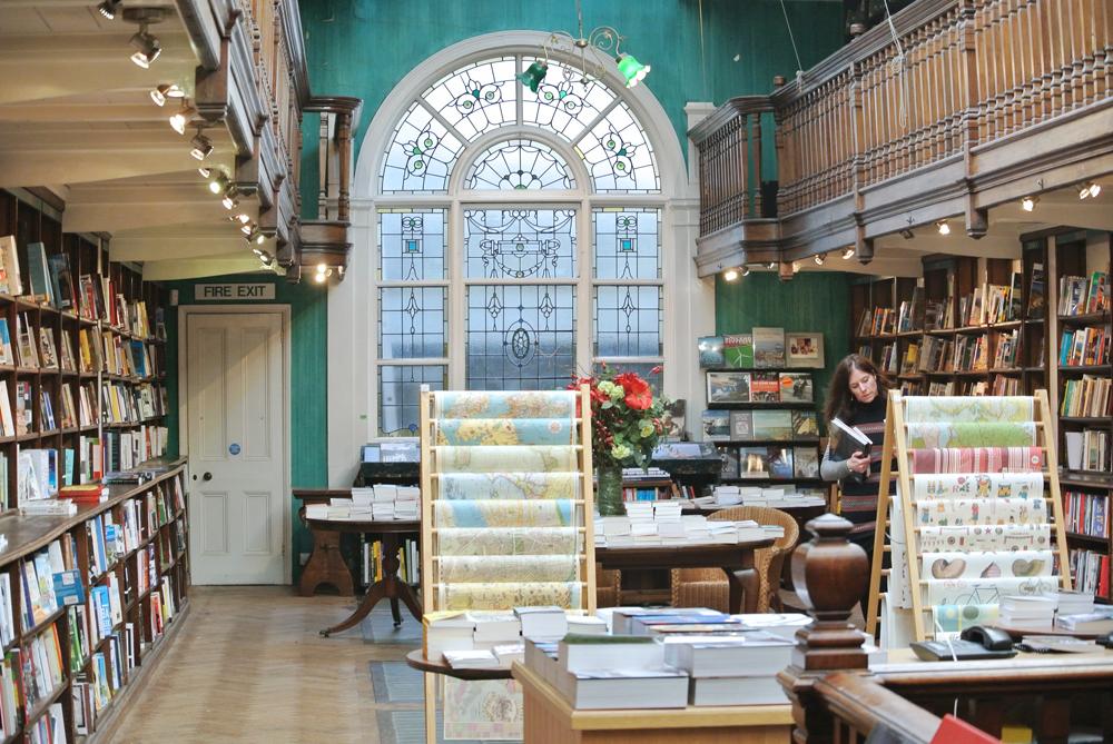 Daunt Books London