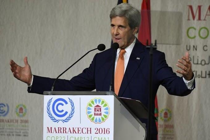 Marruecos culpa a John Kerry de la decisión de Biden de no invitar a Mohamed VI a la cumbre climática.