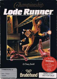 Championship Lode Runner (BR) [ NES ]