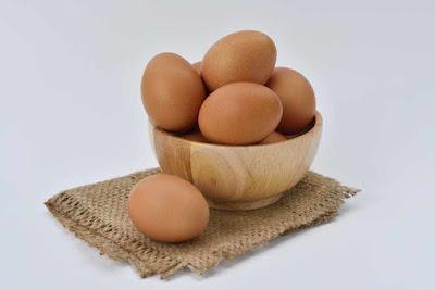هل البيض مضر للكبد