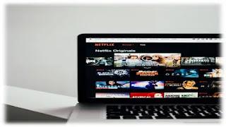 Netflix-on-laptop