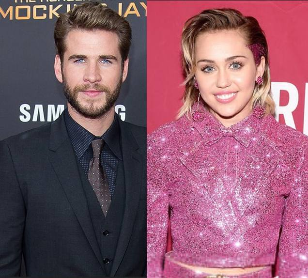Milly Cyrus And Hemsworth  marriage