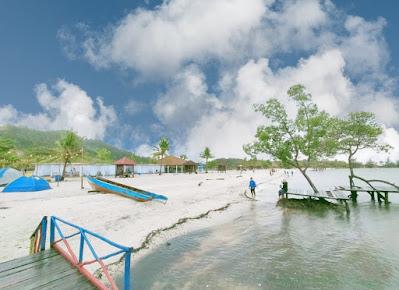 Pantai Vio Vio Cantik