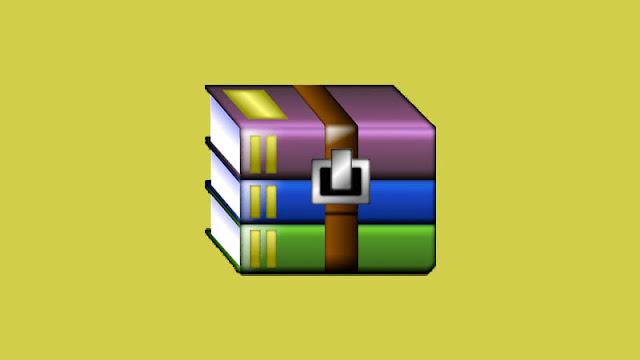 Download WinRAR Gratis Terbaru