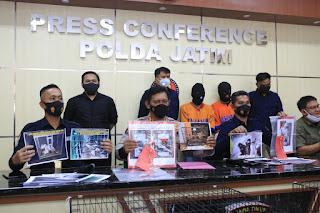 Ditreskrimsus Polda Jatim, Bongkar Perdagangan Satwa Dilindungi Di Facebook